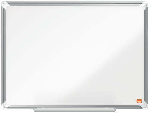 Nobo Premium Plus Melamine Whiteboard 600x450mm