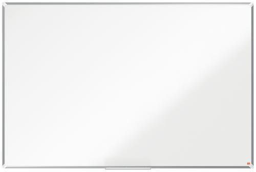 Nobo Premium Plus Melamine Whiteboard 1800x1200mm
