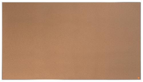Nobo Impression Pro Widescreen Cork Board 1550x870mm