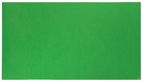 Nobo Impression Pro Widescreen Green Felt Brd 1880x1060mm