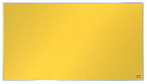 Nobo Impression Pro Widescreen YW Felt Board 710x400mm