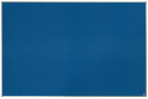 Nobo Essence Blue Felt Notice Board 1800x1200mm