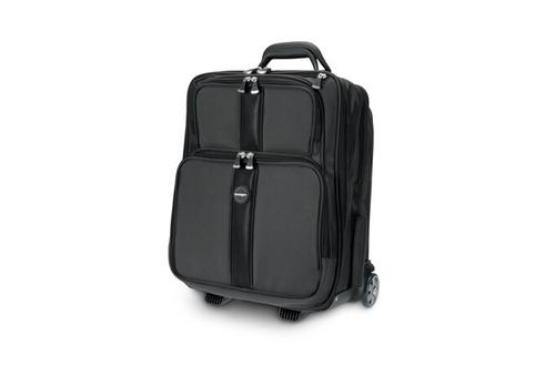 Kensington Contour Overnight Roller Case 17in Black 62903