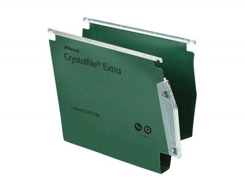 GRN 30MM CRYSTALFILE 275 EXLAT FILE PK25