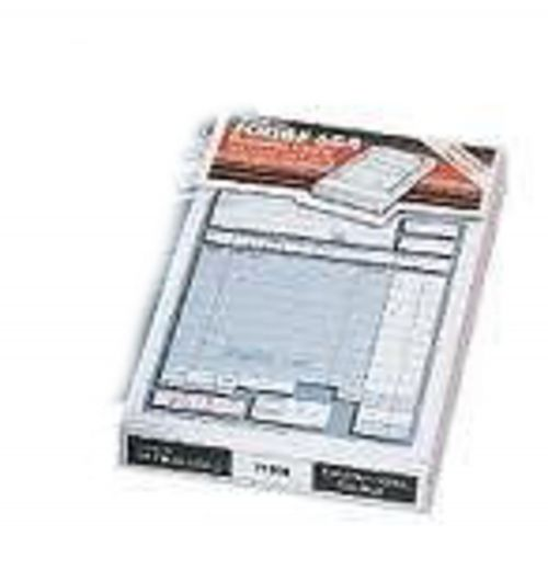 Twinlock Scribe 855 Sales Receipt 2-Part 100 Sheets 71704