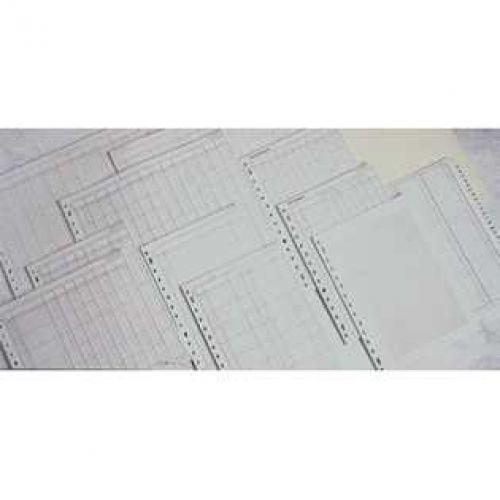 Twinlock V5 Variform 10 Column Cash Sheets 75 Sheets 75982