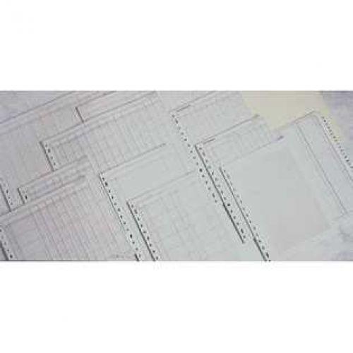 Twinlock V8 Variform 12 Column Cash Sheets 75 Sheets 75983