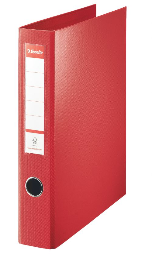Esselte 4D-Ring Maxi Binder A4 40mm Red 82403