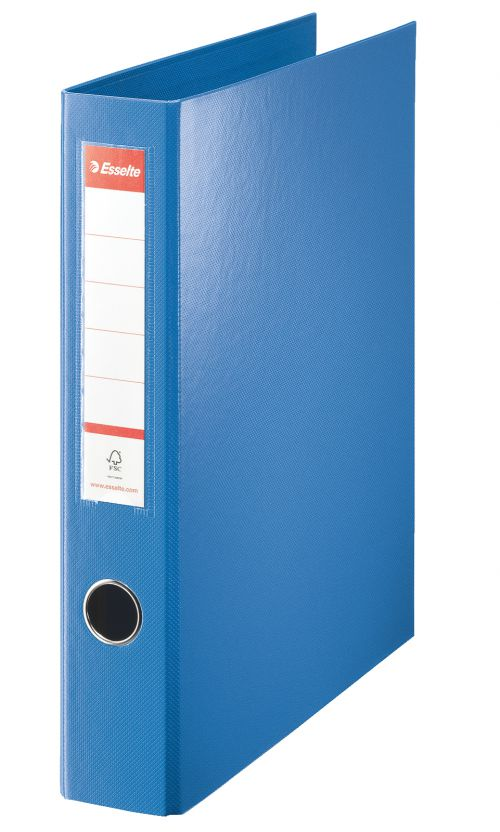 Esselte 4D-Ring Maxi Binder A4 40mm Blue 82405