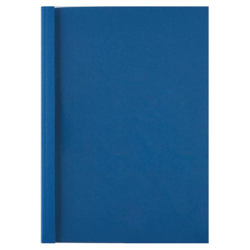 GBC A4 Thermal Binding Covers 3mm Royal Blue PK1000