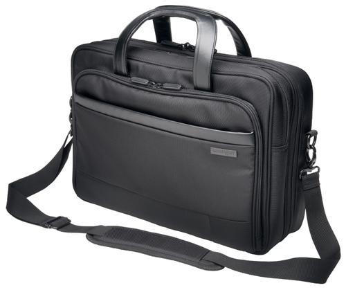 "Kensington Contour 2.0 15.6"" Briefcase Black"
