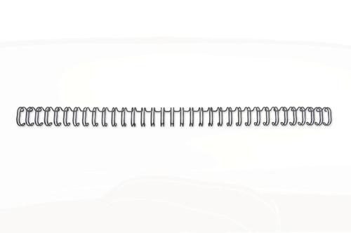 GBC 34 Loop Wire Elements 8mm No5 Black RG810510 (PK100)
