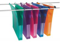 Rexel Multifile Extra Linkable File 30mm Assorted (Pack of 10) 2102574
