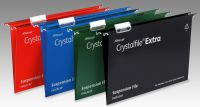 REXEL CRYSTALFILE EX SUSPSN FILE GRN P25