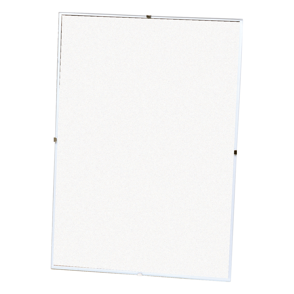 Business Clip Frame Plastic Front For Wall Mounting Back Loading A1