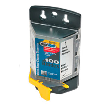 Pacific Handy Cutter Qb Blade Disp 100 BulkUp to 3 Day Leadtime