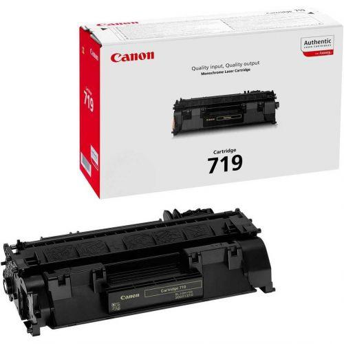 Canon CRG-719H Laser Toner Cartridge High Yield Page Life 6400pp Black Ref 348B002
