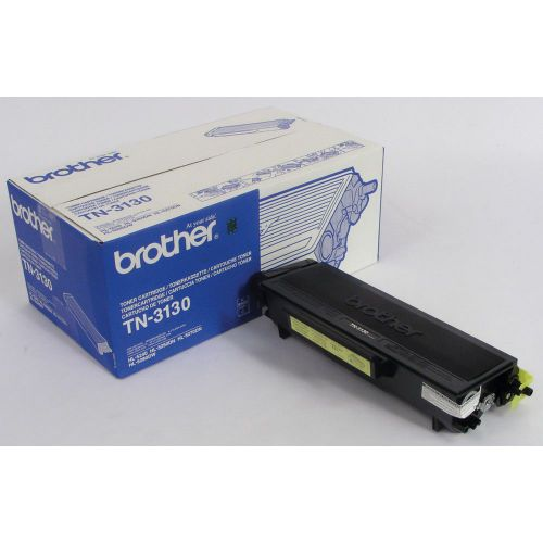 Brother Laser Toner Cartridge Page Life 3500pp Black Ref TN3130