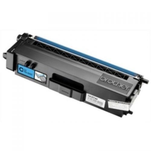 Brother Laser Toner Cartridge Page Life 3500pp Cyan Ref TN325C