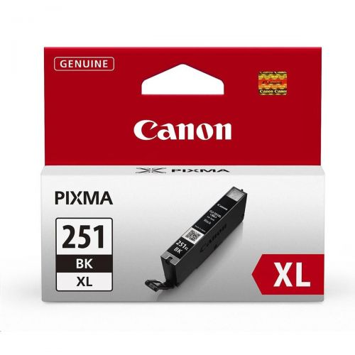 Canon CLI-571XL Inkjet Cartridge Page Life 810pp Black Ref 0331C001