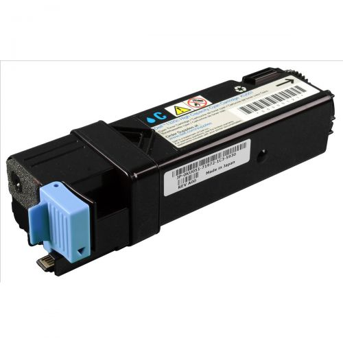 Dell No. KU051 Laser Toner Cartridge Page Life 2000pp Cyan Ref 593-10259