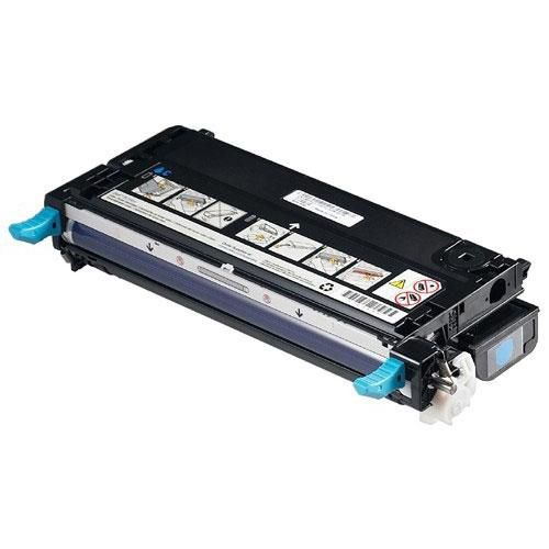 Dell No. RF012 Laser Toner Cartridge Page Life 4000pp Cyan Ref 593-10166