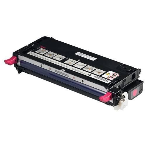 Dell No. MF790 Laser Toner Cartridge Page Life 4000pp Magenta Ref 593-10167