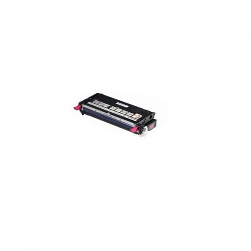 Dell No. H514C Laser Toner Cartridge High Capacity Page Life 9000pp Magenta Ref 593-10292