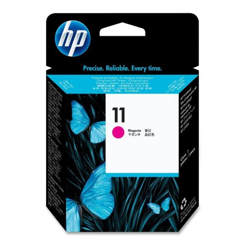 Hewlett Packard [HP] No. 11 Inkjet Printhead Page Life 24000pp Magenta Ref C4812AE