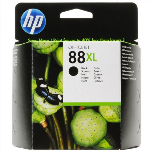 Hewlett Packard [HP] No. 88XL Inkjet Cartridge Page Life 2300pp Black Ref C9396AE