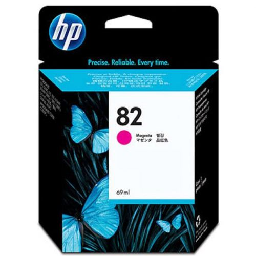 Hewlett Packard [HP] No. 82 Inkjet Cartridge 69ml Magenta Ref C4912AE