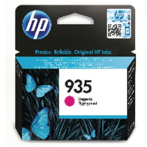 Hewlett Packard [HP] No. 935 Inkjet Cartridge Magenta Ref C2P21AE