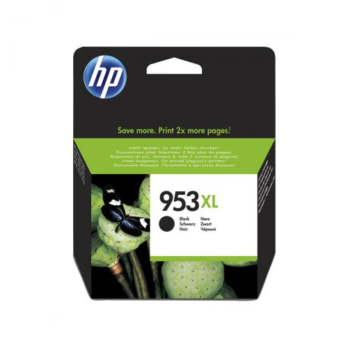 Hewlett Packard [HP] No.953XL Original Ink Cartridge High Yield 2000pages Black Ref L0S70AE