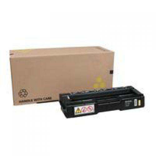 Kyocera TK-150Y Laser Toner Cartridge Page Life 6000pp Yellow Ref 1T05JKANL0