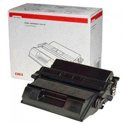OKI Laser Toner Cartridge High Yield Page Life 20000pp Black Ref 1279101