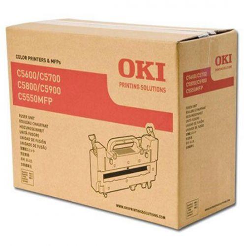OKI Fuser Unit Page Life 60000pp Ref 43363203