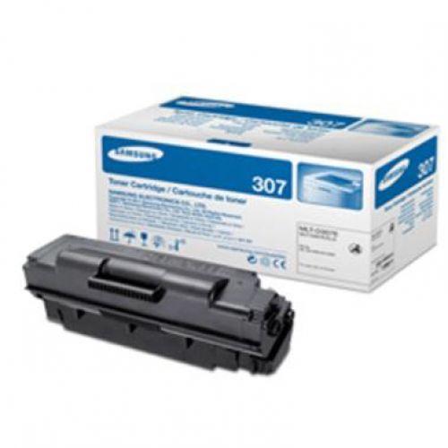 Samsung Laser Toner Cartridge High Yield Page Life 15000pp Black Ref MLT-D307L/ELS