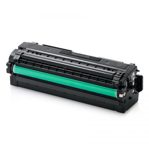 Samsung Laser Toner Cartridge High Yield Page Life 3500pp Cyan Ref CLT-C506L/ELS