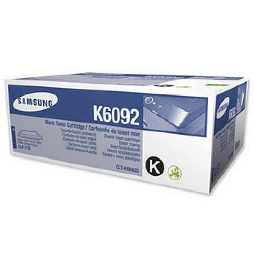 Samsung Laser Toner Cartridge Page Life 7000pp Black Ref CLT-K6092S/ELS