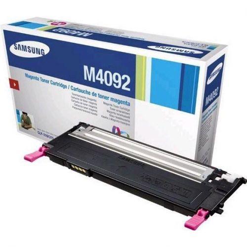 Samsung Laser Toner Cartridge Page Life 1000pp Magenta Ref CLT-M4092S/ELS