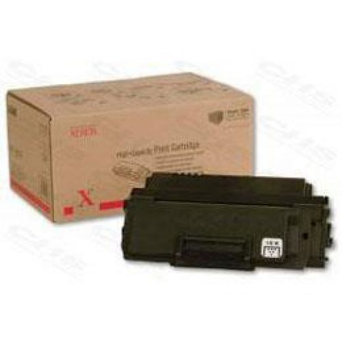 Xerox Laser Toner Cartridge High Yield Page Life 4100pp Black Ref 106R01486