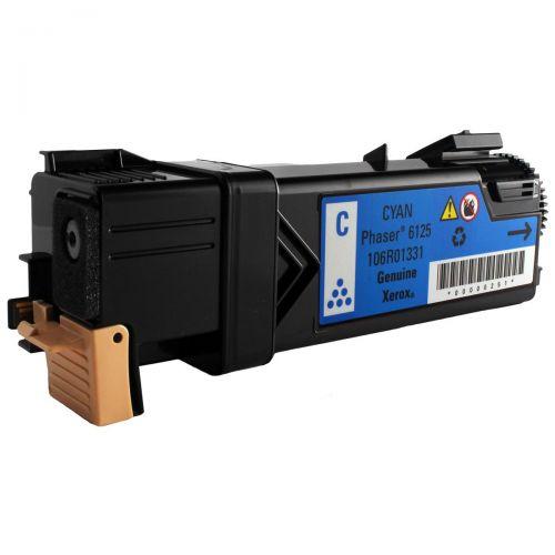 Xerox Laser Toner Cartridge Page Life 1000pp Cyan Ref 106R01331