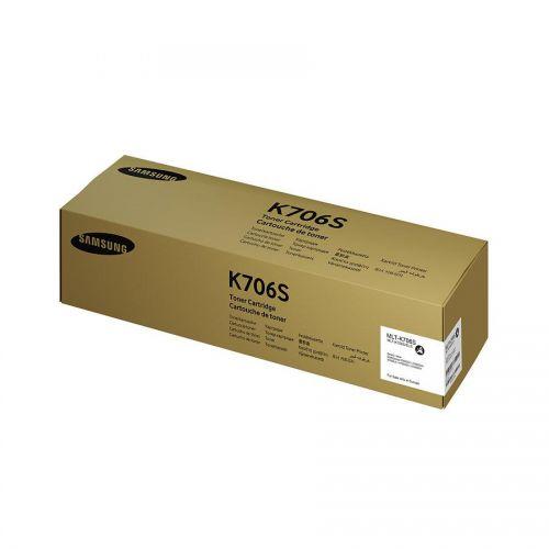 Samsung SL-K7400GX Toner Cartridge Black Ref MLT-K706S/ELS *3 to 5 Day Leadtime*