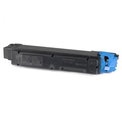 Kyocera TK-5140C Toner Cartridge Page Life 5000pp Cyan Ref TK-5140C *3 to 5 Day Leadtime*
