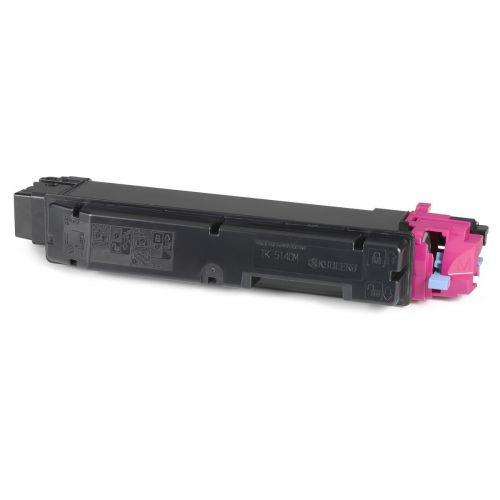 Kyocera TK-5140M Toner Cartridge Page Yield 5000 Magenta Ref TK-5140M *3 to 5 Day Leadtime*