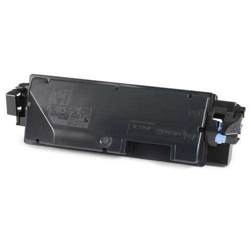 Kyocera Tk-5150K Toner Cartridge Page Yield 12000 Black Ref TK-5150K *3 to 5 Day Leadtime*