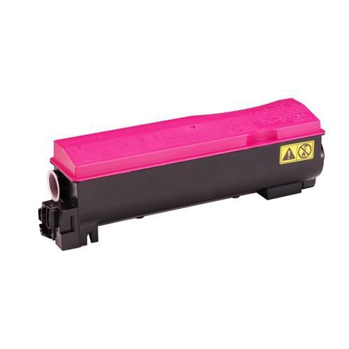 Kyocera TK570M Toner Cartridge Page Life 12000pp Magenta Ref TK570M