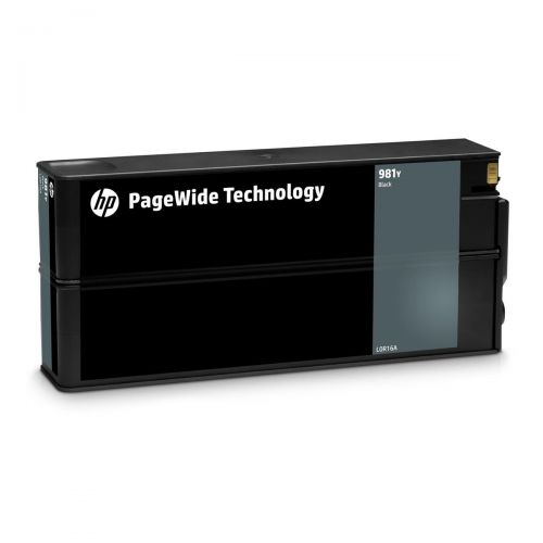 Hewlett Packard [HP] No. 981Y Inkjet Cartridge Extra High Yield Page Life 20000pp Black Ref L0R16A