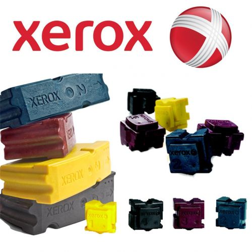Xerox ColourQube 8870 Inkjet Cartridge Yellow Ref 108R00956