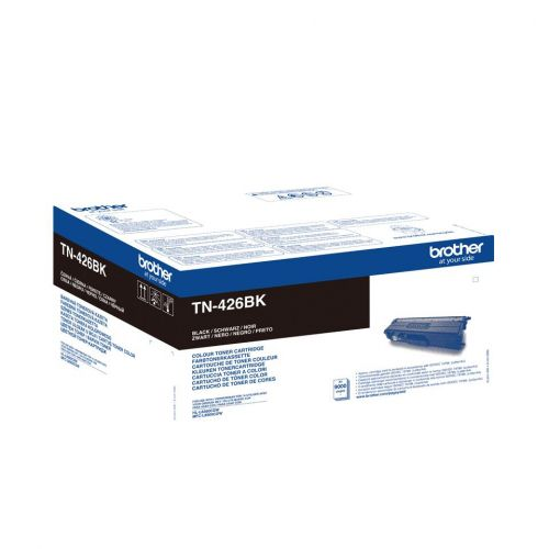 Brother TN426BK Toner Cartridge SHY Blk